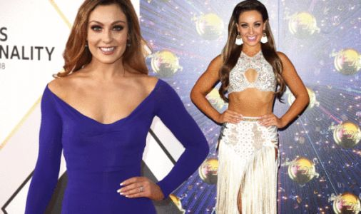Amy Dowden health: 'My body couldn't cope' Strictly star on her life-altering condition