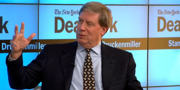 Billionaire investor Stanley Druckenmiller is said to be shorting the US dollar - and he expects a Democratic sweep this election to hurt stocks in the coming years