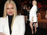 Alli Simpson leads celebrity arrivals at Believe Advertising's 16th birthday at Flamingo Lounge