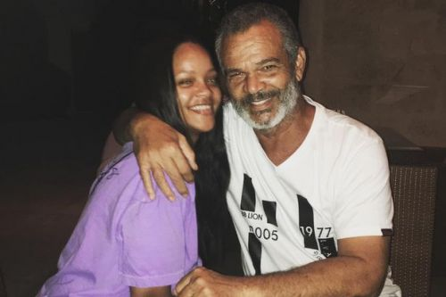 Rihanna sent ventilator to dad's home after he was struck down with coronavirus
