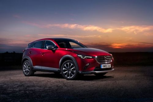 Mazda CX-3 121PS 2WD GT Sport Nav+ review - Crossover is the real deal