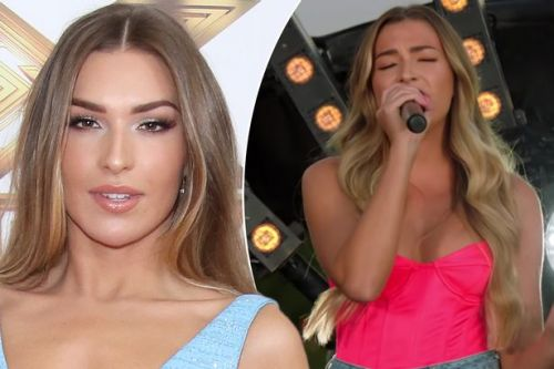 Zara McDermott says 'nasty' The X Factor: Celebrity comments were the 'worst thing ever' - EXCLUSIVE