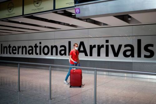 Aviation bosses warn 14 day quarantine for arrivals 'will kill travel industry'