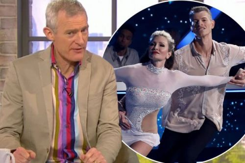 Caprice's catastrophic fallout with Dancing On Ice's Hamish was over 'something big'