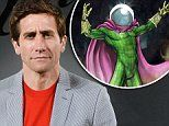Jake Gyllenhaal 'joining the Spider-Man: Homecoming movie cast as the Marvel villain Mysterio'