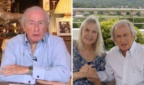 'It's really very serious' Jackie Stewart delivers heartbreaking update on wife's dementia