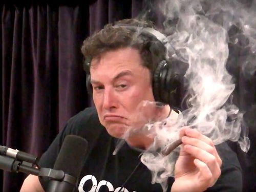NASA reportedly paid SpaceX $5 million to make sure its employees didn't use illegal drugs after Elon Musk smoked pot on camera