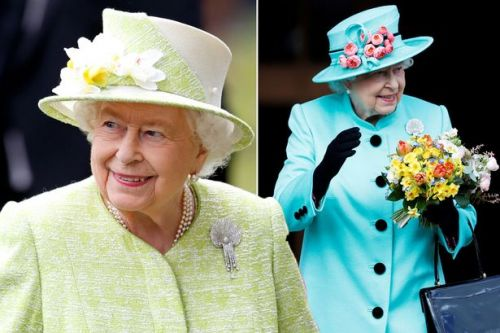 Queen hiring a florist to travel to all her different royal homes