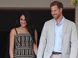 Royal experts say Meghan Markle and Prince Harry 'ruined' Africa trip with attack on press