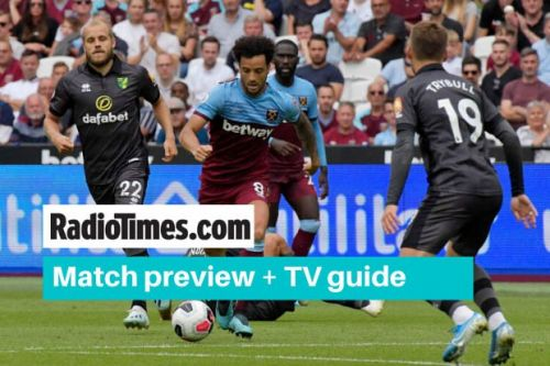 What channel is Norwich v West Ham on? Kick off time, live stream and latest team news