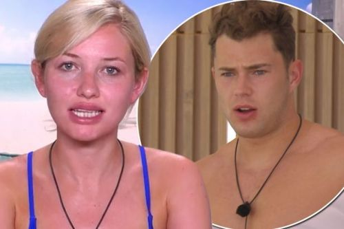 Love Island's Amy Hart 'jealous' as she discovered Curtis' 'lied' about new Islander Arabella