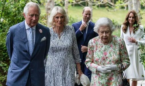 Prince Charles and William 'want to make up for lost time' with Queen after pandemic