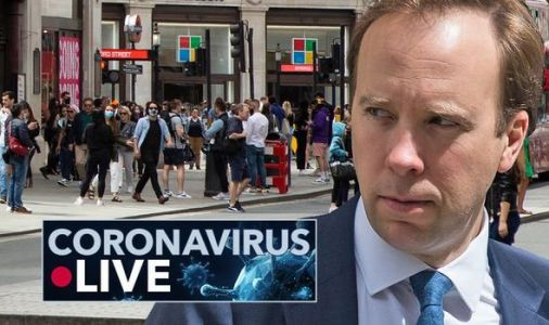 Coronavirus map LIVE: Matt Hancock enforces 100 local UK lockdowns a week after outbreaks