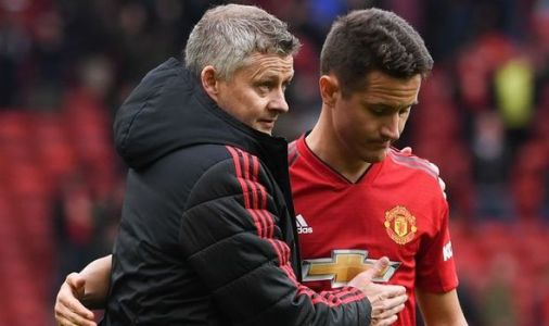 Man Utd boss Ole Gunnar Solskjaer warned by PSG star Ander Herrera amid sack reports