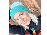 Holly Willoughby enjoys a boozy skiing trip before showcasing her impressive skills on the slopes