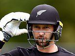 New Zealand lobby their government dispensation to bring Devon Conway on England tour