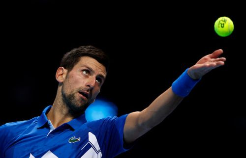 Novak Djokovic standing in ATP player council election. despite quitting in August