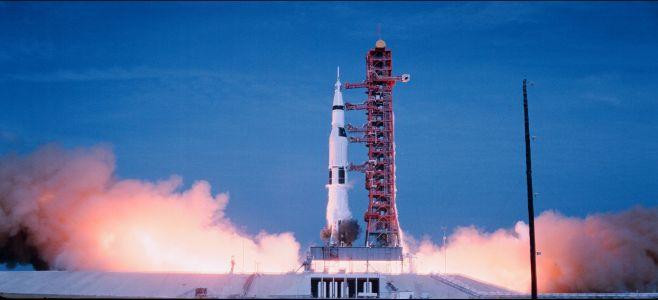 Fifty years on: recollecting Apollo 11 launch day