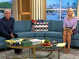 Holly Willoughby and Phillip Schofield pay tribute to Blackout Tuesday