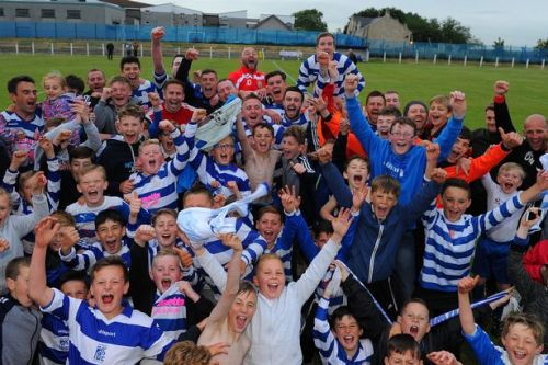 Kilwinning Rangers to give free season tickets to every single primary school child in town
