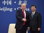 Donald Trump says trade talks will restart with China after Beijing called up begging