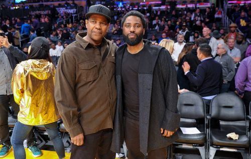 "John David Washington used to tell people his dad Denzel was ""in jail"""