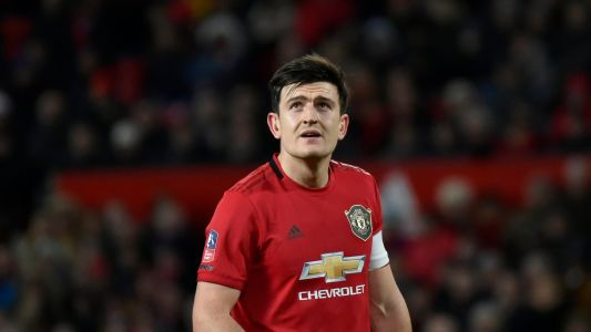 Harry Maguire to become Manchester United's new captain after Ashley Young joins Inter