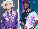Diplo pleaded with Travis Scott to 'text me back' as rapper ignored nearly 15 messages from the DJ