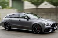 New Mercedes-AMG CLA 45 S Shooting Brake arrives with 415bhp