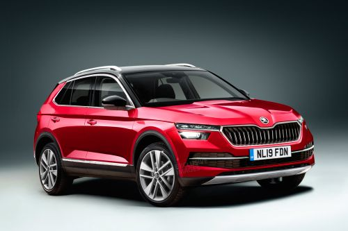 Skoda's baby SUV: little brother to Karoq and Kodiaq due by 2020