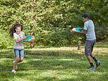 From water balloons to water pistols, how to have the best water fight in your garden