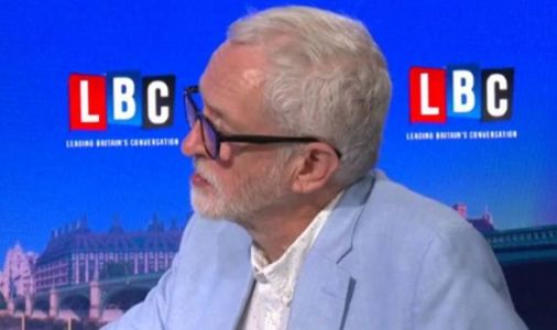 'He should lead by example!' Jeremy Corbyn slammed for 'shameful' vaccine comments