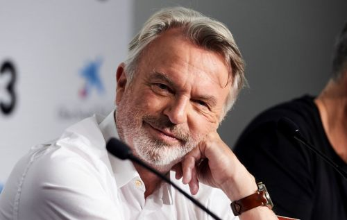 "Sam Neill on sharing firm views on Twitter: ""We really don't need someone else shouting"""