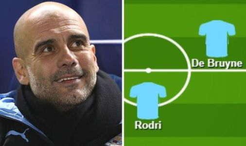 Man City team news: Predicted 4-3-3 line up vs Brighton - Guardiola to make two changes
