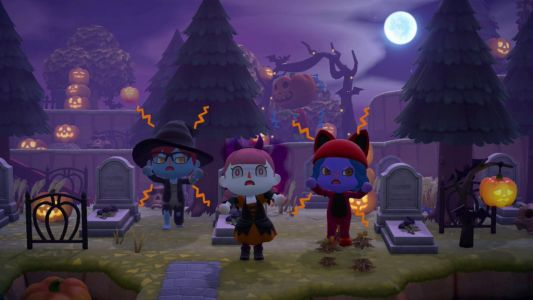Animal Crossing: New Horizons pumpkin colour guide and Halloween update