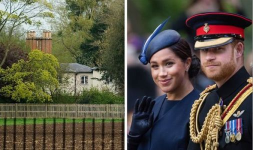Meghan Markle shock: How Meghan and Prince Harry wanted huge home over Frogmore Cottage