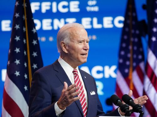 Biden will ask the Dept. of Education on his first day to extend the pause on federal student loan payments through the end of September