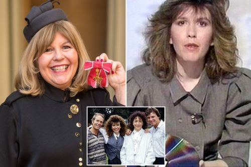 Maggie Philbin recalls Tomorrow's World - the TV show that showed us the future