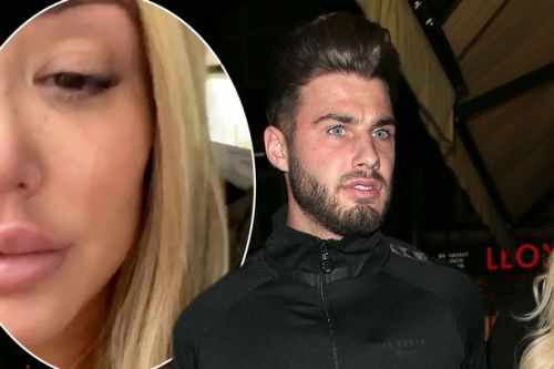 Charlotte Crosby sparks concern with video of herself crying just days after Joshua Ritchie split