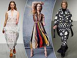 Kelly Knox was born without her left forearm and put disability on the catwalk