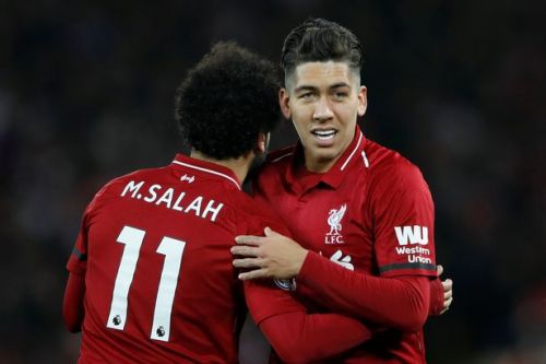 Mohamed Salah opens up on Liverpool relationship with Roberto Firmino
