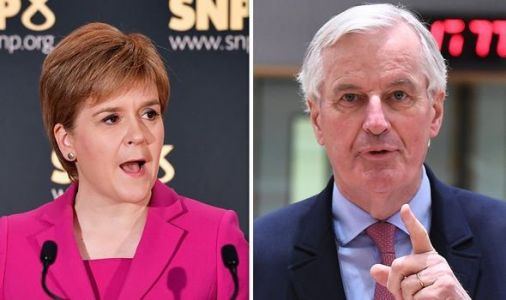 SNP U-turn: How former deputy leader claimed EU told Scotland to 'get stuffed'