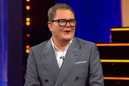 Alan Carr's Epic Gameshow viewers point out 'epic mistake' in opening credits