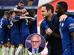 Chelsea chairman Bruce Buck hails Frank Lampard's debut campaign as boss