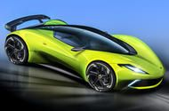 Lotus Evija: electric hypercar to be revealed later today