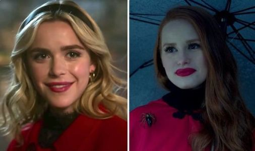 How are Riverdale and the Chilling Adventures of Sabrina connected?