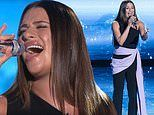 Lea Michele gives rousing rendition of The Little Mermaid's Part Of Your World on American Idol