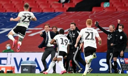 Fulham beat Brentford to join Leeds and West Brom in securing Premier League promotion