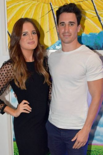 Made in Chelsea star Josh 'JP' Patterson reveals he was in a 'dark place' after break-up with Binky Felstead