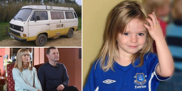 German man identified as 'significant suspect' in disappearance of Madeleine McCann